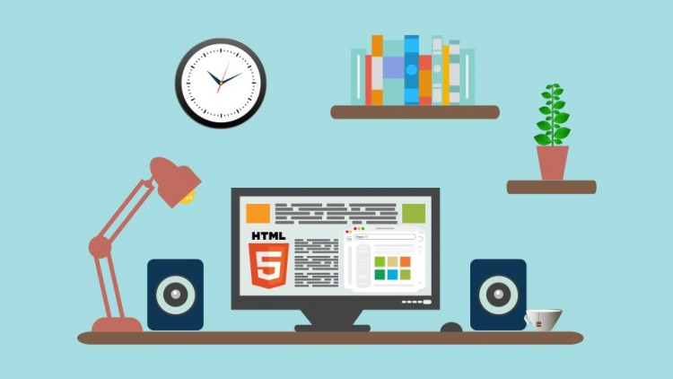 Introduction To Web Development HTML course thumbnail image